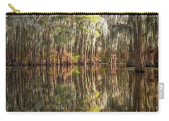 Reflections On The Bayou Carry-all Pouch