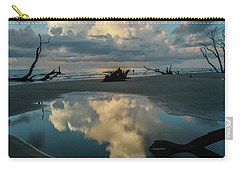 Carry-all Pouch featuring the photograph Reflections by Ronald Santini