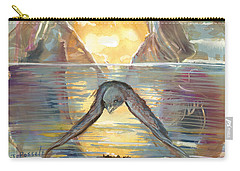 Reflections Swallowed Carry-all Pouch
