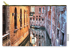 Reflections Venice Italy Carry-all Pouch