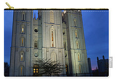 Reflective Temple Carry-all Pouch
