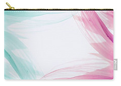 Carry-all Pouch featuring the photograph Refreshing by Andrea Anderegg