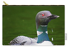 Regal Loon Carry-all Pouch
