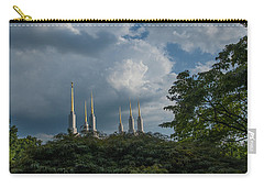 Regal Spires Carry-all Pouch