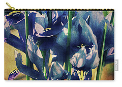 Carry-all Pouch featuring the photograph Regal Splendour  by Connie Handscomb