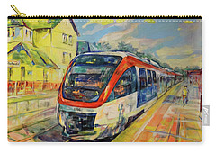 Regiobahn Mettmann Carry-all Pouch