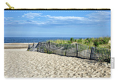 Carry-all Pouch featuring the photograph Rehoboth Delaware by Brendan Reals