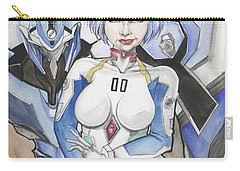 Rei Ayanami Carry-all Pouch