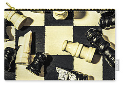 Carry-all Pouch featuring the photograph Reigning Champ by Jorgo Photography - Wall Art Gallery