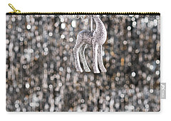 Carry-all Pouch featuring the photograph Reindeer  by Ulrich Schade
