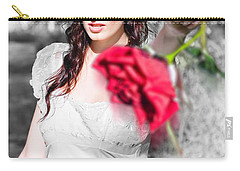 Carry-all Pouch featuring the photograph Relationship Problems by Jorgo Photography - Wall Art Gallery