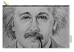 Relativity Carry-all Pouch by Edgar Torres