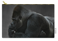 Relaxed Silverback Carry-all Pouch
