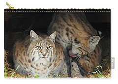 Relaxing Felines Carry-all Pouch