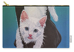 Rembrandt Justa Swingin Carry-all Pouch by Wendy Shoults