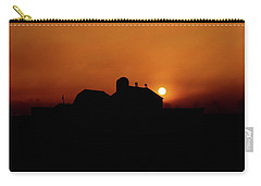 Carry-all Pouch featuring the photograph Remember The Sun by Robert Geary