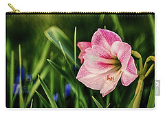 Remembering Amaryllis Carry-all Pouch