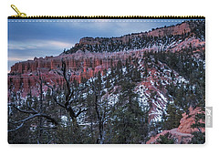 Carry-all Pouch featuring the photograph Remembering Bryce by Edgars Erglis