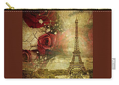 Remembering Paris Carry-all Pouch