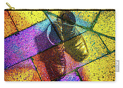 Remembering Yellow Brick Road Carry-all Pouch by Ronda Broatch