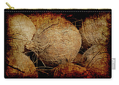 Renaissance Coconut Carry-all Pouch