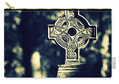 Renaissance Cross Carry-all Pouch by Joseph Skompski
