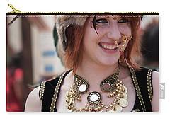 Renaissance Girl Carry-all Pouch
