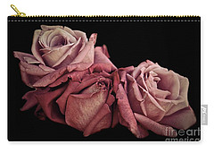 Renaissance Roses Carry-all Pouch