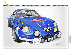 Renault Alpine A110 Carry-all Pouch