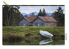 Renewed Hope - Hope Valley Art Carry-all Pouch by Jordan Blackstone