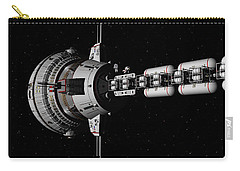 Repairs In Space Carry-all Pouch