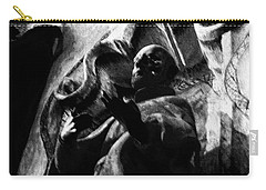 Repent Carry-all Pouch by Nature Macabre Photography