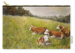 Repose Carry-all Pouch by Alan Lakin