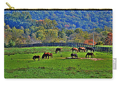 Rescue Horses Carry-all Pouch