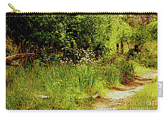 Carry-all Pouch featuring the photograph Reserve Near Bibra Lake by Cassandra Buckley