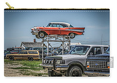 Reserved Parking Carry-all Pouch by Ray Congrove