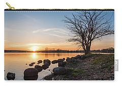 Reservoir Sunset Carry-all Pouch