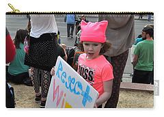 Respect Women Carry-all Pouch
