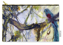Resplendent Quetzal #2 Carry-all Pouch