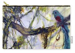 Resplendent Quetzal #2 Carry-all Pouch