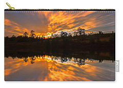 Carry-all Pouch featuring the photograph Rest In His Righteousness by Rose-Maries Pictures