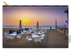 Restaurant Sunrise, Spain. Carry-all Pouch