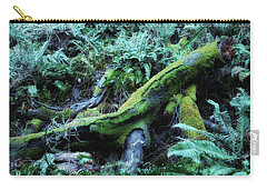 Resting Comfortably Carry-all Pouch by Donna Blackhall
