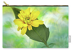 Resting Daisy Carry-all Pouch