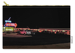Carry-all Pouch featuring the photograph Resting In The Past by Gary Kaylor