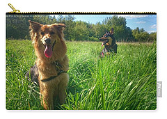 Resting Carry-all Pouch by Isabella F Abbie Shores FRSA