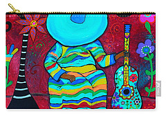 Resting Mariachi Carry-all Pouch
