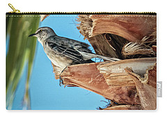 Resting Mockingbird Carry-all Pouch