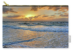 Carry-all Pouch featuring the photograph Restless by HH Photography of Florida