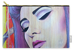 Restless Mind - Beautiful Spirit Carry-all Pouch